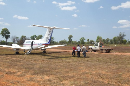 Flying Doctors feiern 85-jähriges Bestehen. Foto: Globalspot