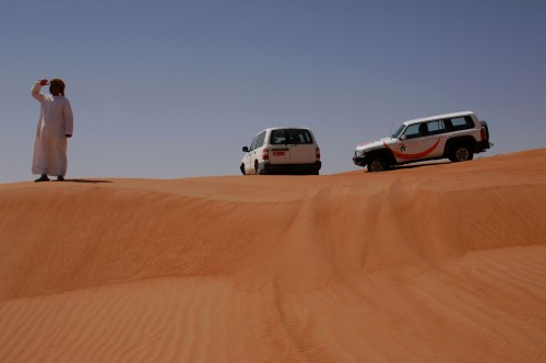 Oman hautnah erleben per GPS. Fot: © www.rosetravel.de |