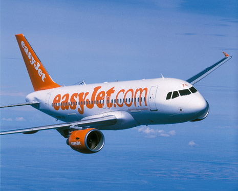 easyJet fliegt Sie zu den Party-Metropolen in Europa. Foto/Copyright: easyJet