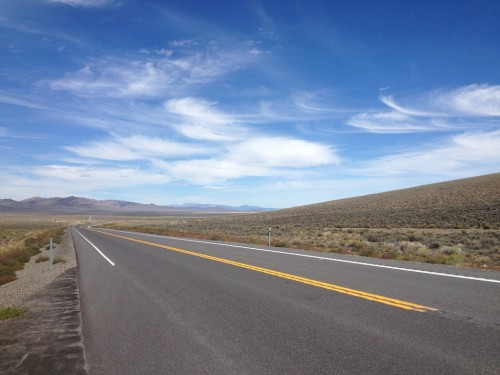 Highway 50 © Nevada Commission on Tourism