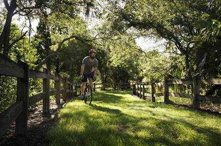 Mit dem Fahrrad das alte Florida erleben ©Visit Sarasota