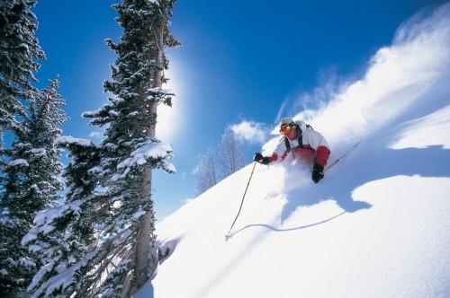 Schneezauber in Aspen ©Aspen/Snowmass