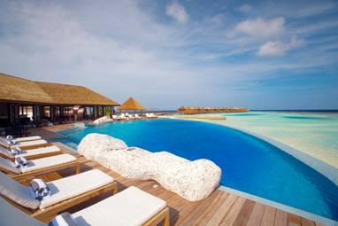 Lily Beach auf den Malediven ©WbaPR