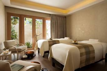 Neue Anwendungen im Mulia Spa auf  Bali ©WbaPR