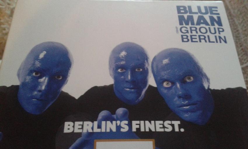 Blue Man Group Köln Dauer Der Vorstellung