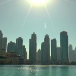 Dubai - Skyline: Foto/Copyright: Touristiknews