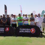 Die Golfcup-Teilnehmer in Somabay