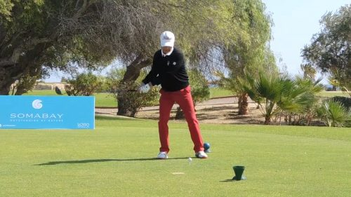 Golfen in Somabay - Cascades Championship Golf Course
