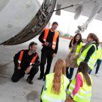 Girls Day am Frankfurter Flughafen - Foto: Fraport