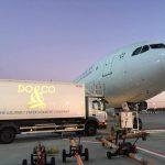 Beladung der SAA Maschine in Frankfurt. Foto: Flying Media