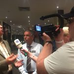 Gouverneur Achmed Abdullah im Interview