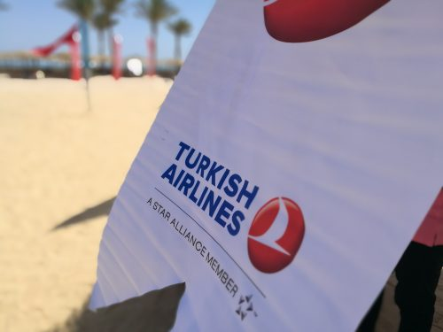 Veranstalter Watersport Event: Turkish Airlines