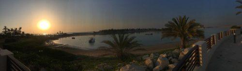 Ras Al Khaimah from Hilton - Foto: Flying Media