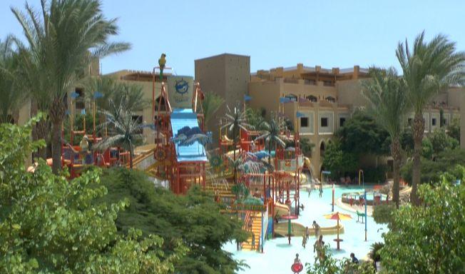 ägypten Sunwing Waterworld Makadi Bay Perfekt Für Familien
