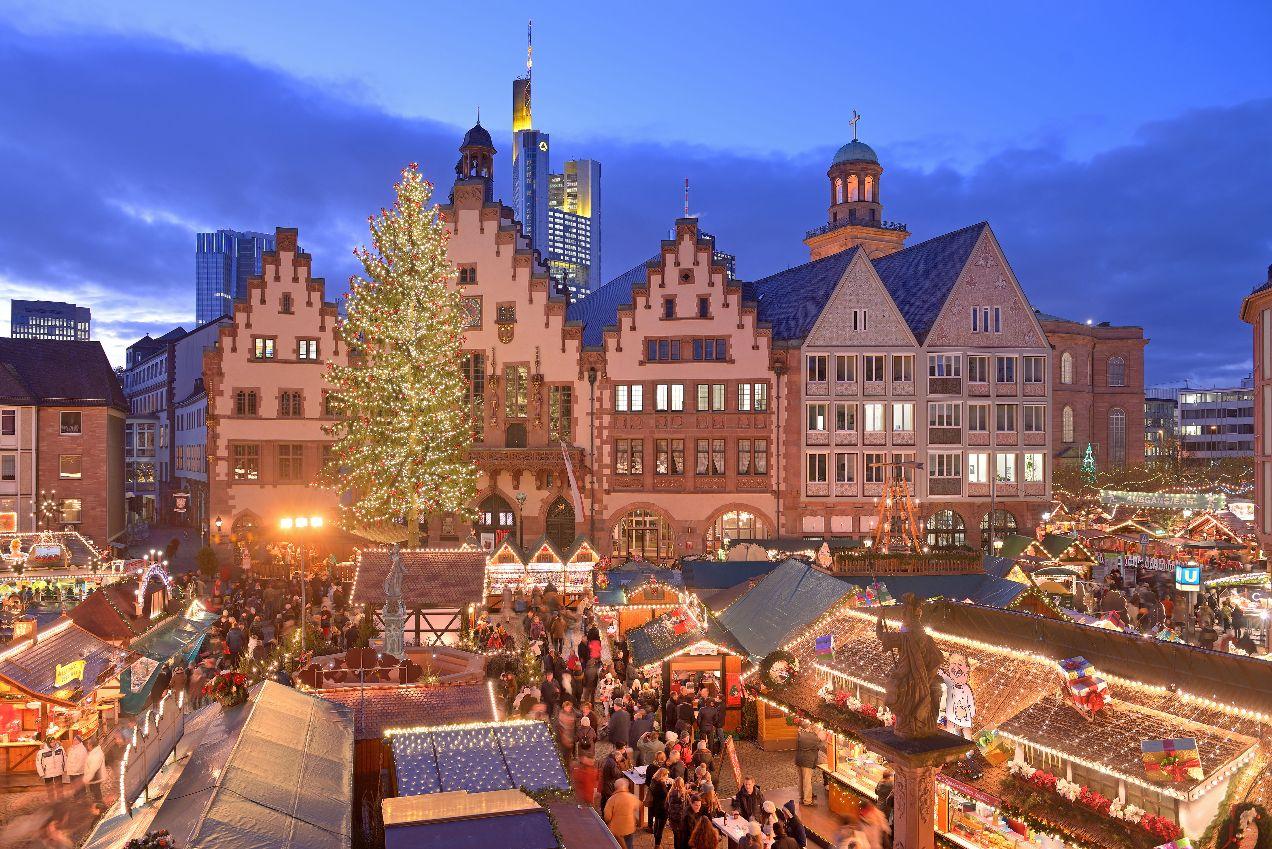 Weihnachtsmärkte Rhein Main
